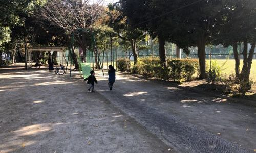 公園で楽しく過ごしたり 【ますじゅんパパの写真で振り返る子供達とのふれあい日誌】